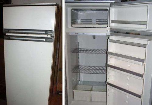 Старый холодильник вывоз из квартиры